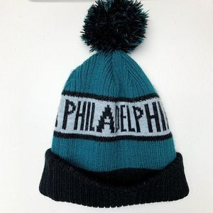 Philadelphia Eagles Colors Winter Hat